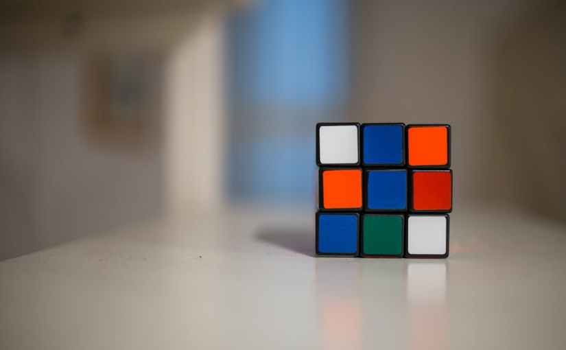 God is the Great Rubik's Cube Solver